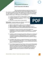 Act. 2. Clasificacion de Procesos Estocasticos