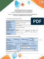 Guia de actividades y rubrica de evaluacion - Fase 3 - Formular un programa de inducción, desarrollo de personal, acompañamiento y bienestar (1).docx