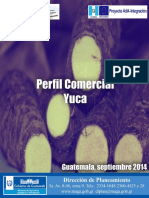 Perfil Yuca