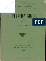 La cuestión social - Lagarrigue