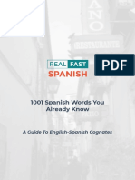 Real Fast Spanish 1001