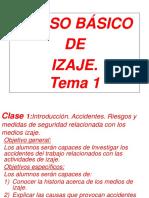 Presentación de Izaje