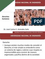 Análisis de los DDHH fundamentales y sus aplicaciones