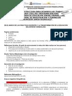 PROYECTO Propuesta para la estructura TEG PNFAE Primaria(1).doc