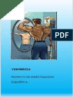 Equipo 6  Vigorexia