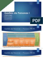 Gestión de Personas I-Clase 4- COMPETENCIAS