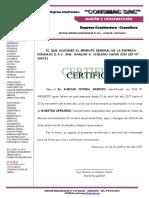 Certificado de Trabajo Consmac Sac (1)