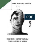 Test de Personalidad EPP-EPPS