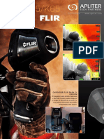 FLIR 72201 0206 FLIR K55 Caracteristicas