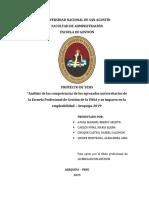 """1""""Análisis de las competencias de los egresados universitarios de la Escuela Profesional de Gestión de la UNSA y su impacto en la empleabilidad – Arequipa 2019"""" (1).docx"""