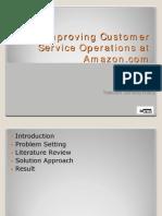 [9]ImprovingCustomerServiceOperationsatAmazon