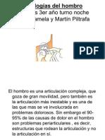 Patologías del hombro POLITO PAMELA