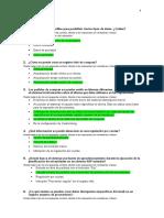 Examen SAP Modulo FI