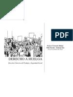 Derecho a Huelga Trabajo Terminado