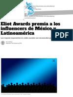 Elliot Awards