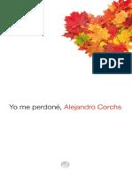 Alejandro Corchs- Yo me perdoné