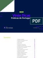 1559846349ebook-Vinte Dicas Prticas de Portugus
