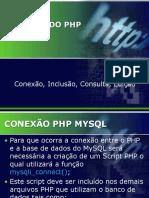 Conexão PHP + mySQL.pdf