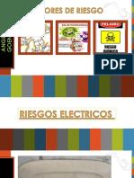 Factores de Riesgo Organizacional