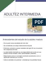 Psicologia Adultez Intermedia