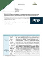 PROGRAMACIÓN ANUAL DPCC - 2° - 2019