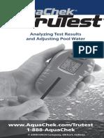 Tru Test Manual