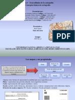 Tarea 6 - Generalidades de La Cartografía..