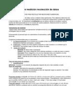 Instrumentos de Medición Recolección de Datos Cuantitativos y Cualitativos