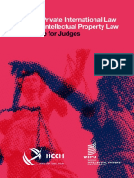 When Private International Law Meets IP LAW ~ Wipo Pub 1053