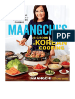 [2019] Maangchi's Big Book of Korean Cooking by Maangchi | From Everyday Meals to Celebration Cuisine | Rux Martin/Houghton Mifflin Harcourt