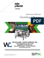 Waukesha C Series Centrifugal Pump2
