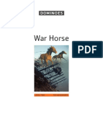 War Horse Book Pages 1-13
