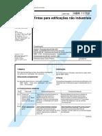 DocGo.net-NBR 11702 - Tintas Para Edificacoes Nao Industriais