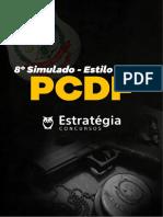 Simulado PC DF
