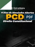 PC DF Constitucional