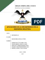 CIRCUNFERENCIA EN LA ING. INDUSTRIAL.docx