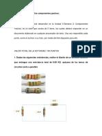Taller Actividad 3 Aplicacion de Los Componentes Pasivos
