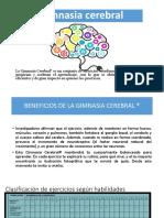 Gimnasia cerebral sesión