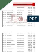 Oferta de Materias de Carrera Fusion TEO