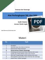 Alat Perlengkapan SAL Dan SAH-1