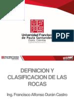 4_definicion y Clasificacion de Las Rocas