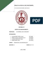 2019-II MC115 Informe 3 Ciencias de Los Materiales II FIM - UNI