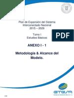 Tomo I Estudios Basicos 2015-2029 Anexos
