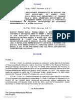 Republic vs Provincial Govt of Palawan GR No 170867 Dec 4 2018