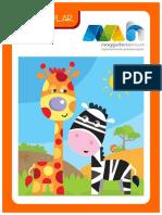 Evaluacion Diagnostica Preescolar Para Impresion