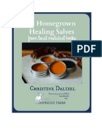 14 Homegrown Healing Salves From Local Plants