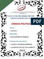 Los Desafios de La Ciencia Politica