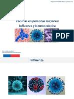 Dra. Cecilia Gonzalez Vacunas en Personas Mayores Influenza y Neumococcica Final