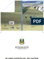 Plano Estadual de Saúde 2016 a 2019 RS