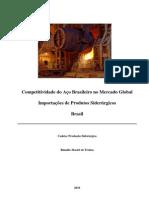 A Competitividade do Aço Brasileiro